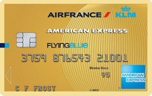 American Express Flying Blue Gold
