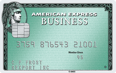 American Express Business Green