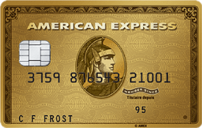 American Express Gold