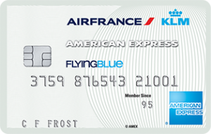 American Express Flying Blue Entry